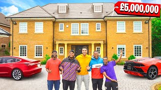 Our NEW £5,000,000 Beta Squad House (Full Tour)