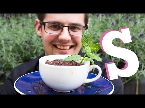 Chocolate Brownie in a Mug...LIVE! (ft. Jim Chapman)