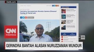 Download Video Gerindra Bantah Alasan Nuruzzaman Mundur MP3 3GP MP4