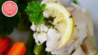 how to prepare frozen fish