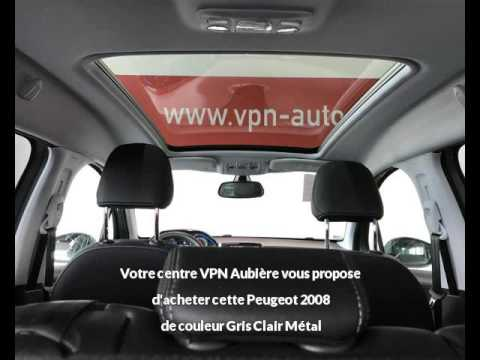 peugeot 2008 1 6 bluehdi 100ch allure vendre clermont ferrand chez vpn autos youtube. Black Bedroom Furniture Sets. Home Design Ideas