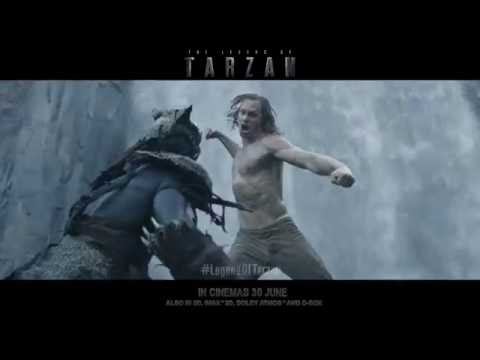 The Legend Of Tarzan Trailer 2