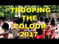 Trooping the colour 2017 Queen's Official Birthday Celebration