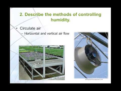 Humidity Management Part 2   Control