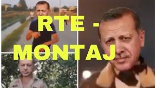 Recep Tayyip Erdoğan - KOMİK MONTAJLARI