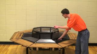 Firepit Grill & Table - The Jag Grill - Grilling Tips