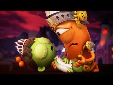 Funny Animated Cartoon   Spookiz   ❤️ Till Death Do Us Part ❤️    스푸키즈   Cartoon For Children