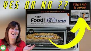 Ninja Foodi Digital Air Fry Oven Review / Best RV Accessories / Full Time RV / RV Cooking Gadgets