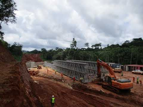Liberia Time Lapse Video