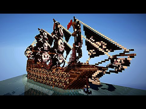 pirate ship minecraft # 52
