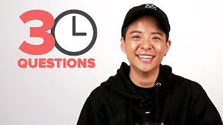 Скачать 30 Questions In 3 Minutes With Amber Liu