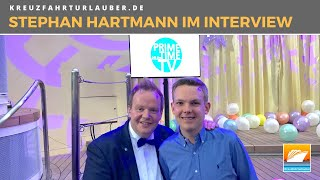 Stephan Hartmann (Ex Entertainment Manager) im Interview