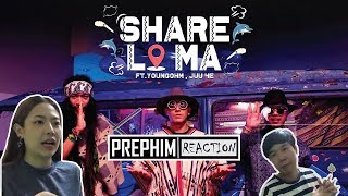 Share Lo Ma (แชร์ โล มา) - TWOPEE Southside Feat YoungOhm , JUU4E I【THAILAND RECAP/REVIEW/REACTION】