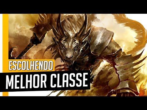 ESCOLHENDO A MELHOR CLASSE no GUILD WARS 2 – Guia para Iniciantes