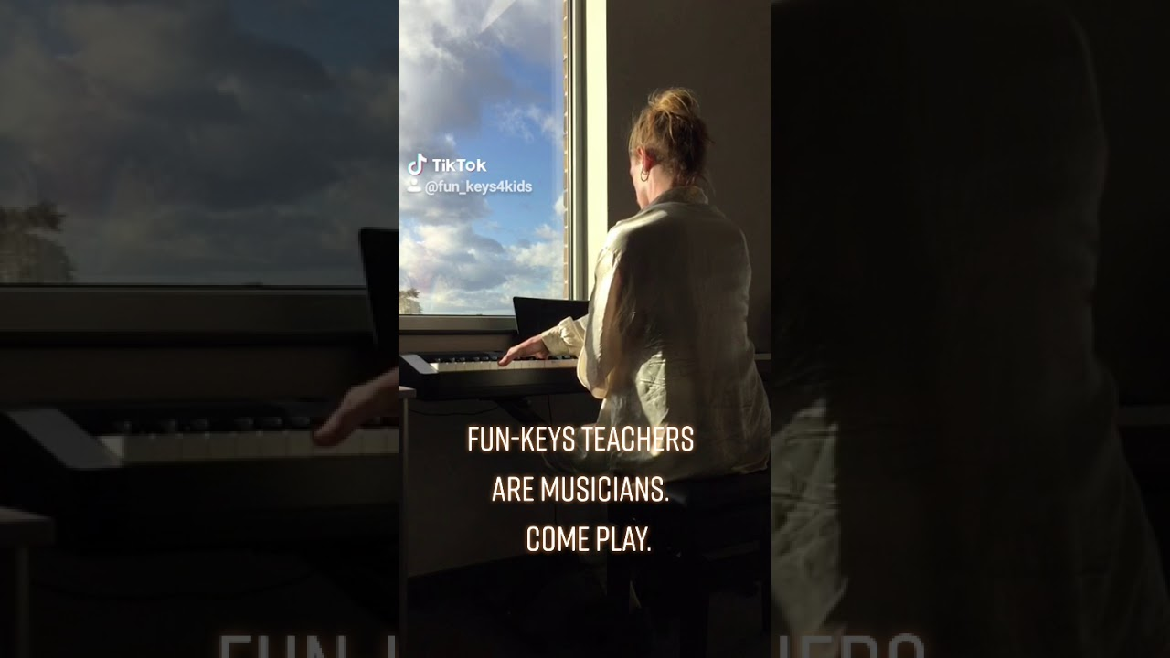 Our Teachers are Musicians. Come Play.