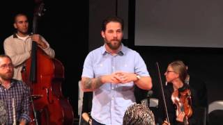 Conductor-led improvisation for orchestra | Adam Conrad | TEDxEdina
