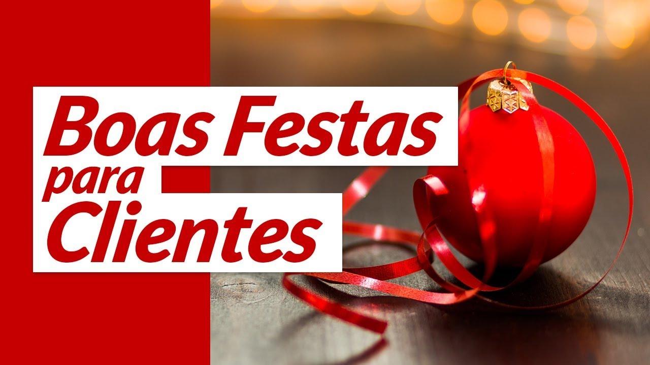 Mensagem De Natal E Ano Novo Para Clientes