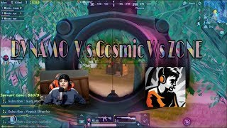 Dynamo And Cosmic And Zone || And Full fun
