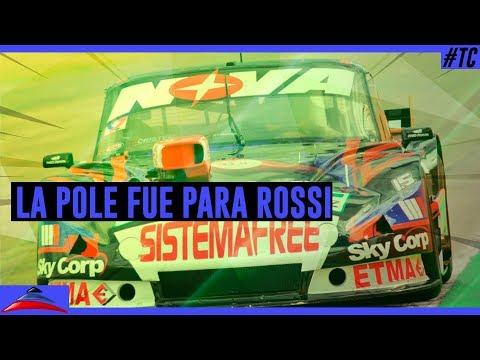 Matías Rossi se quedó con el 1 definitivo en Concepción del Uruguay (21-04-2018) Carburando.com