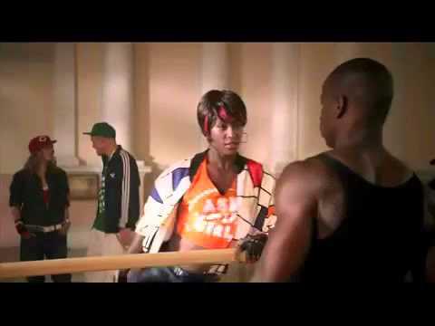 ballet vs hiphop dance 2010