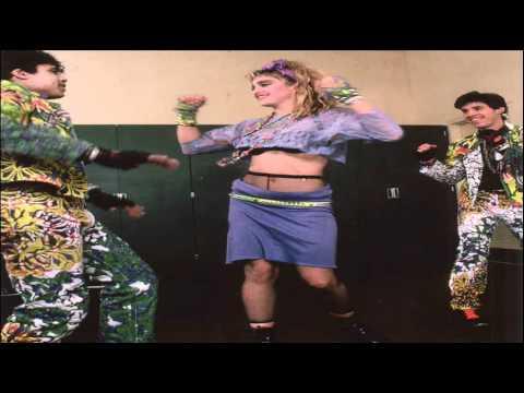 Madonna Dress You Up Techno Mix