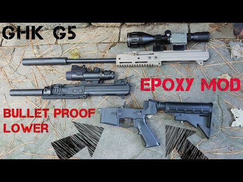 How to make a GHK G5 Lower Receiver 100% Reliable