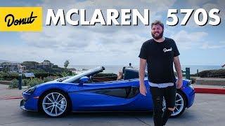 Driving the McLaren 570S | The New Car Show thumbnail