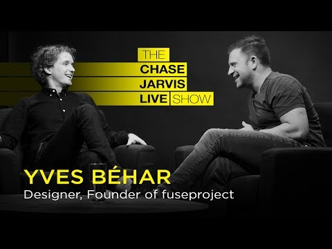How Design Can Supercharge Your Business with Yves Béhar | Chase Jarvis LIVE