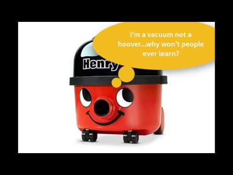 Henry Hoover Review or Henry Vacuum Review