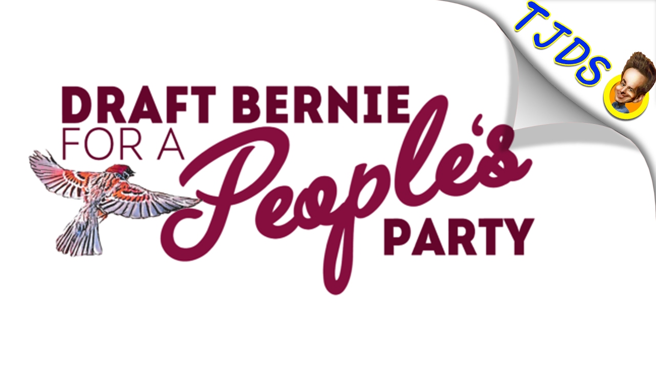 Resultado de imagen de Draft Bernie for a People's Party