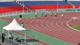 200 м  юниоры 2014