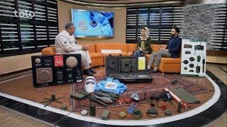 بامداد خوش - سرخط - صحبت های انجنیر محمد نسیم احمدی معاون عملیاتی موسسه ماین پاکی
