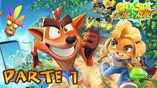 Vídeo Crash Bandicoot: On the Run!