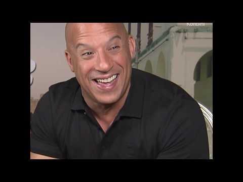 Fast & Furious & Curious - L'interview de Vin Diesel