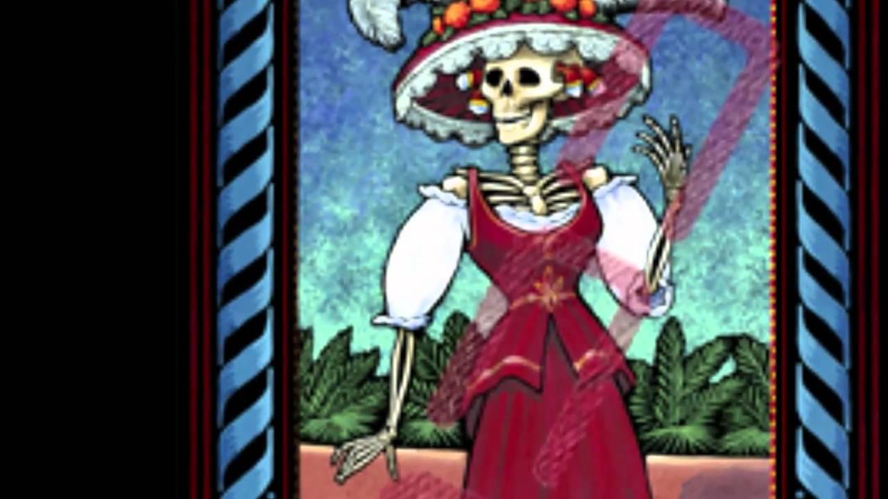 Video De Catrinas Una Tradición Mexicana Youtube