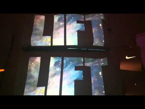 """Nike Galaxy """"Lift Off"""" T-Shirt Giveaway - The DGR (DarnGood Report)"""