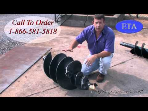 How To Choose McMillan Auger Bits