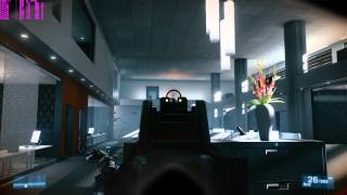 (60FPS) Battlefield 3 PC Comrades i7-4770 Max Settings Gameplay