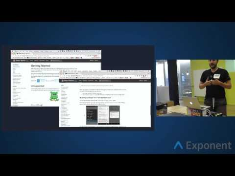 "Expo Talks: Brent's ""Introduction to Exponent"""