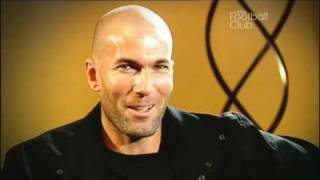 Eden Hazard & Zinedine Zidane
