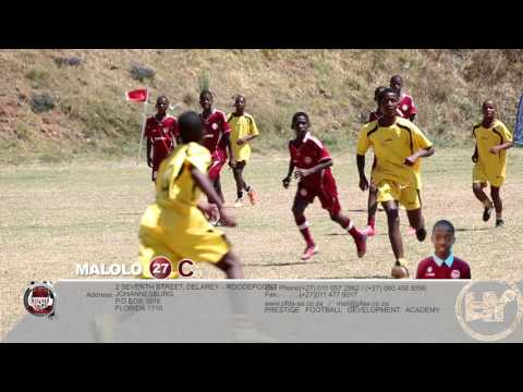 Andiswa Malolo Cebekhulu  From Prestige FootballDevelopment Academy
