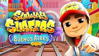 Subway Surfers World Tour 2018 Buenos Aires (Android Gameplay)| Droidnation
