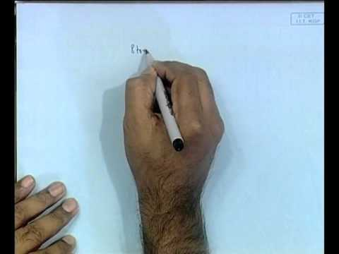 Mod-01 Lec-10 Inclining Experiment