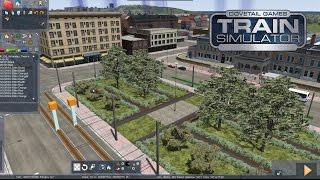Train Simulator / RailWoks | Создание маршрута и сценария (Ликбез!)