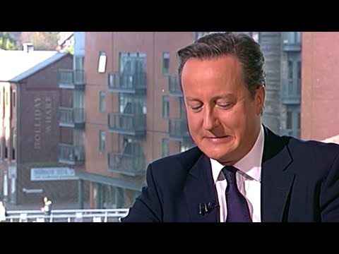David Cameron roasted over Pig-Gate!
