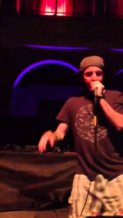 Dub Fx ft Cade live at Botanique Fest, Bologna Italy 12:07:12