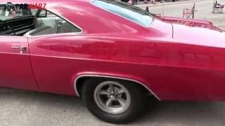 1965 Chevy Impala At Woodward Dream Cruise 2016