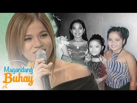 Magandang Buhay: Klarisse's' humble beginnings in singing career