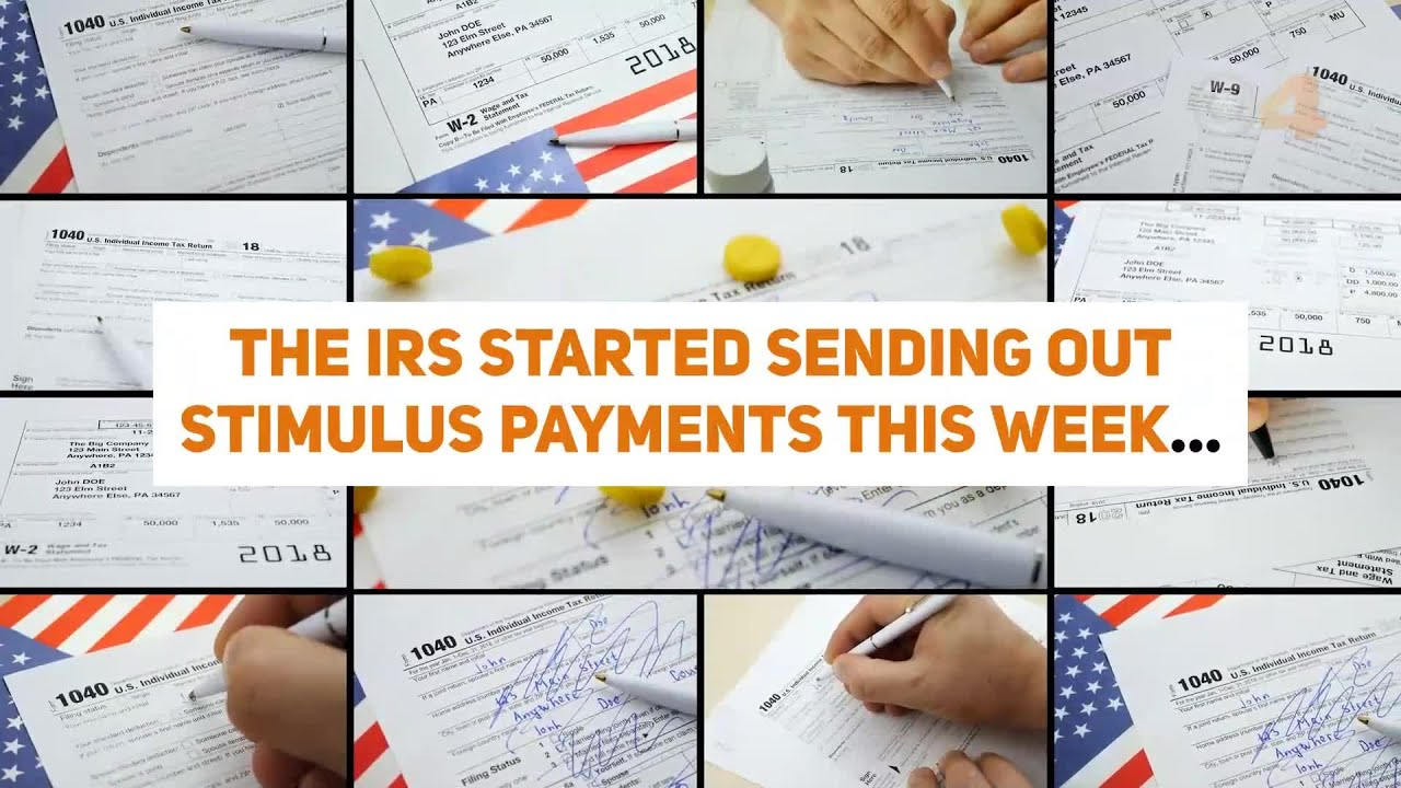 Second stimulus check: IRS re-launches online tool to track your ...