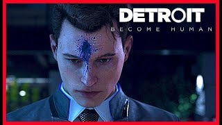 ALL DEMO ENDINGS! | Detroit Become Human PS4 Demo Gameplay!